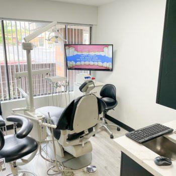 Dental Clinic Inside